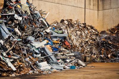 Foto zur Meldung: Recyclinghof Ortenberg nicht von Lockdown betroffen