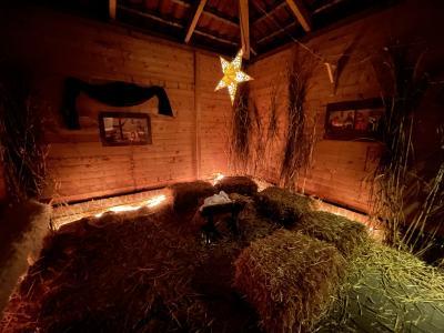 Bild der Meldung: Weihnachtshütte der FK Religion