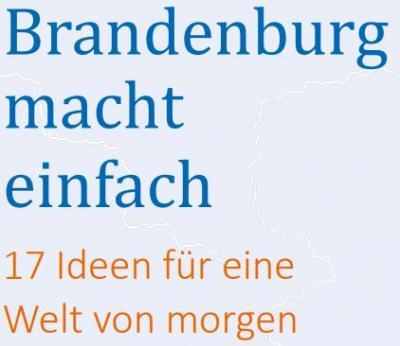 Foto zur Meldung: RENN Broschüre zur Nachhaltigkeit in Brandenburg erschienen