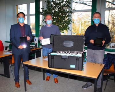 📱📱 52 iPads für die Karl-Bühler-Schule 📱📱