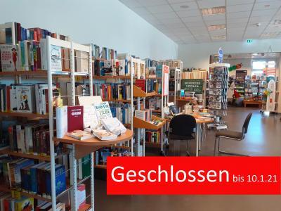 Vorschaubild zur Meldung: Bibliotheken in der Gemeinde Rangsdorf geschlossen