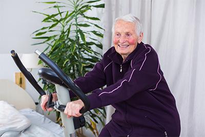 Vorschaubild zur Meldung: Deutsche Krebshilfe schreibt Förderungsschwerpunktprogramm zur Bewegungstherapie aus