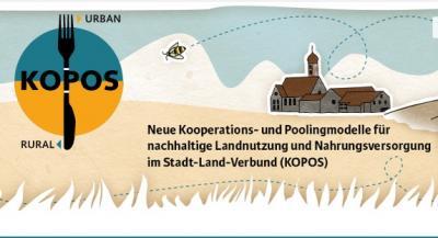 Flächensicherung für eine nachhaltige und regional ausgerichtete Lebensmittelerzeugung: Projekt KOPOS sucht Kooperationsmodelle in Berlin und Brandenburg