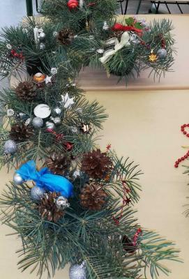Foto zur Meldung: Vorweihnachtszeit