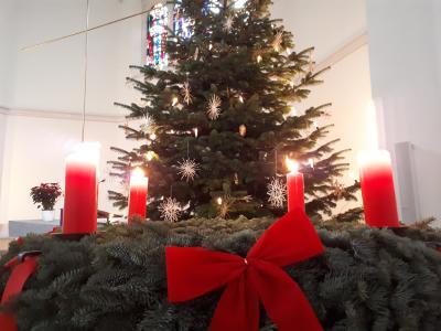 4. Advent 2020 in der Johanneskirche