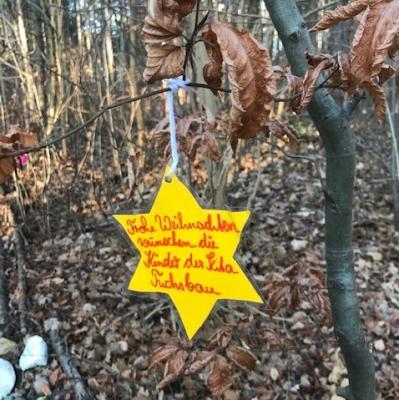 Foto zur Meldung: 4. Advent am Naturlehrpfad