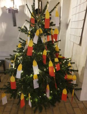 Foto zur Meldung: Weihnachtlicher Gottesdienst