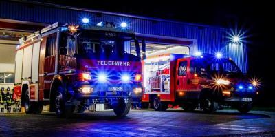 Vorschaubild zur Meldung: Zwei neue Einsatzfahrzeuge für die FE Wulfersdorf/Niemerlang