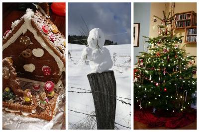 Foto zur Meldung: Wir machen Weihnachtspause!