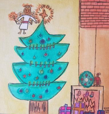 Foto zur Meldung: Frohe Weihnachten!