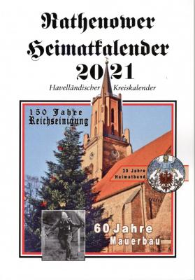 Foto zur Meldung: Heimatkalender 2021