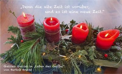Vorschaubild zur Meldung: Weihnachtsgrüße & Neujahrswünsche