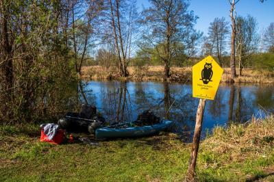 Angeln in Naturschutzgebieten steht den Schutzzielen nicht pauschal entgegen. Bild: DAFV, Olaf Lindner