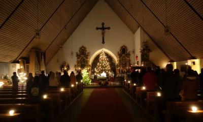 Bild der Meldung: Heiliger Abend und Weihnachten in der Regentalgemeinde gefeiert
