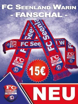 Fanschal FC Seenland Warin e.V.