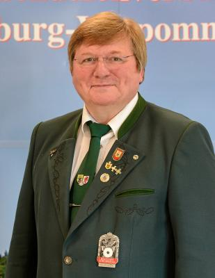 Gerd Hamm Präsident des LSV M-V