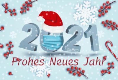 Foto zur Meldung: Frohes neues Jahr 2021