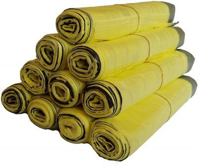 Ausgabe gelbe Säcke