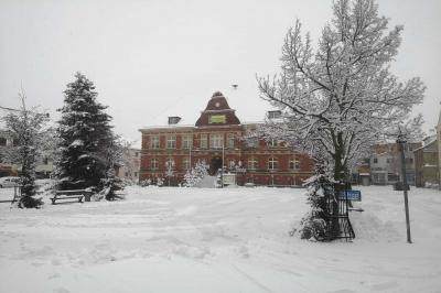 Foto zur Meldung: Erklärung der Stadtverwaltung zu Winterdienst-Problemen
