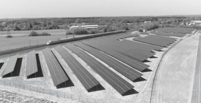 Vorschaubild zur Meldung: Bürgerbeteiligung am Solarkraftwerk Mainbernheim