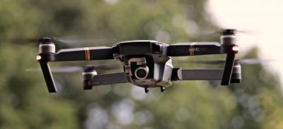 Foto zur Meldung: Bewaffnete  Drohnen sind Angriffswaffen
