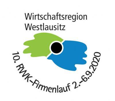 Medaille zum RWK-Firmenlauf