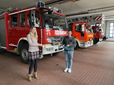 Bild der Meldung: Personelle Veränderung imVorstand des Stadtverband der Freiwilligen Feuerwehr Seelow e.V.