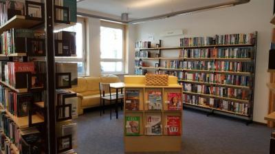 Foto zur Meldung: Bücherei bleibt bis einschließlich 31.01.2021 geschlossen