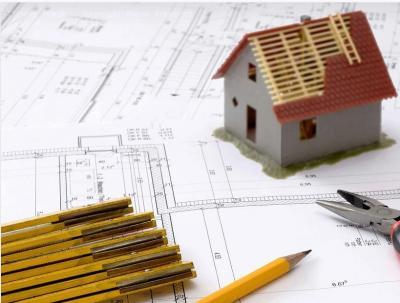 Musterfoto - von https://pixabay.com/de/photos/ - Hausbau Vorprojekt bauen