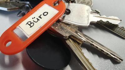 Büroschlüssel