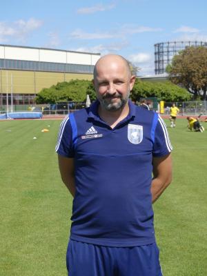 Trainer der 1. INTER-Herren Mario Jurcevic