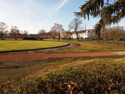 Bild der Meldung: Nächster Schritt zur Sportanlagenrekonstruktion
