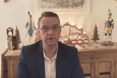 Bild der Meldung: LIVE-Interview von Bürgermeister Ingo Seifert am 08.01.2021