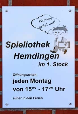 Foto zur Meldung: Basteltermine für Hemdinger Spieliothek