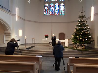 Foto zur Meldung: Gottesdienst zum 10.1.2021 in der Johanneskirche