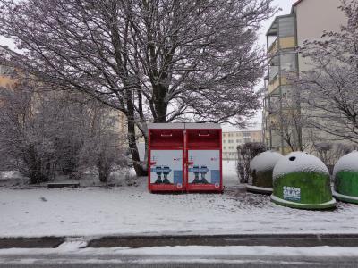 Vorschaubild zur Meldung: Neue Kleidercontainer in Nord