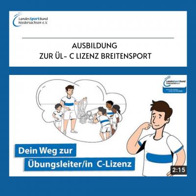 ÜL-C Lizenz Breitensport