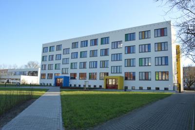 Die Elblandgrundschule in Wittenberge I Foto: Martin Ferch