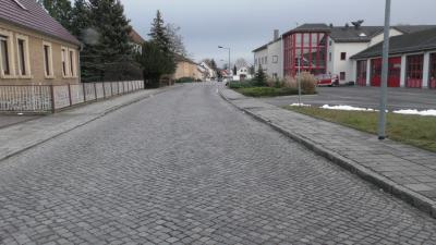 Foto zur Meldung: Naundorfer Straße in Lauchhammer wird ab 2021 saniert