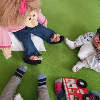 Foto zur Meldung: Qaulifizierungsmaßnahme zur Kindertagespflege