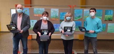 Bild der Meldung: Mobile Endgeräte für Marsberger Schulen