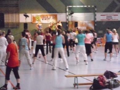 Zusätzlicher Yoga-Kurs in der Sporthalle Baruth