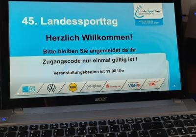45. Landessporttag des LSB Niedersachsen