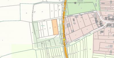 Foto zur Meldung: Ausschreibung - Verpachtung einer Fläche in Friesack