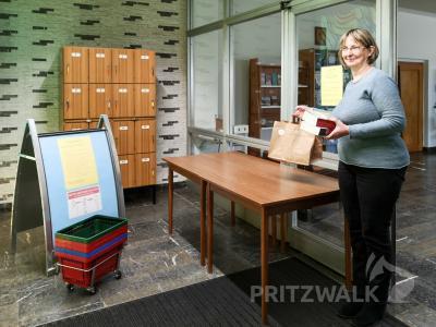 Bild der Meldung: Stadtbibliothek bietet jetzt Ausleihe to go
