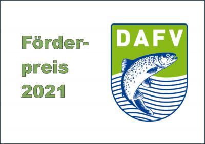 Förderpreis des DAFV 2021