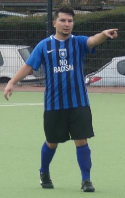 Diego ist zurück in der INTER-Arena