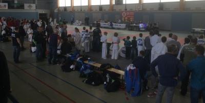 Hohe Beteiligung beim ALBA-CUP