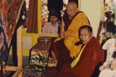 Bild der Meldung: The most important teaching of Tsenshap Serkong Rinpoche
