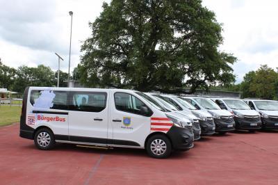 Gemeinsam mobil mit dem Sontraer Bürgerbus!